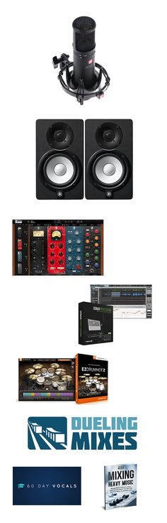 Win the Ultimate Home Recording Bundle