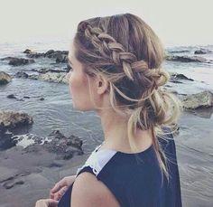 Bridesmaid hair option?