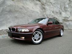 2001 BMW E38 740i Sport
