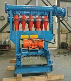 Hydrocyclone drilling mud desilter-www.kosunservices.com