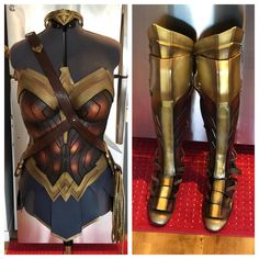 Im starting to get really excited for I still have a few more tweaks I want to make to the breastplate but she is almost ready. Wonder Woman Cosplay, Almost Ready, Halloween Disfraces, Emerald City, Halloween Costumes, Superhero, Diy, Crafts, Fictional Characters