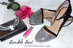 DIY: varias ideas para personalizar zapatos