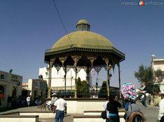 El Kiosco   El kiosco Plateros Zacatecas