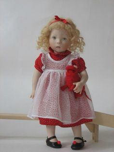 Doll Silvia Natterer