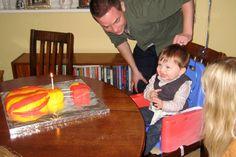 Freddie's 1st Birthday 2012