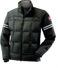 #CanadaGoose Hybridge Jacket