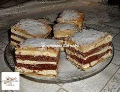 Debreceni krémes, fenséges süti, amivel mindenkit elbűvölhetsz! - Egyszerű Gyors Receptek
