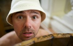 Karl Pilkington!