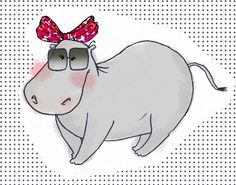 Glam Hippo