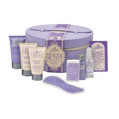 Grace Cole Lavender Apothecary Peace and Quiet Gift Set