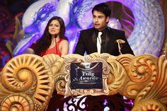 rishbala best jodi award @ ITA