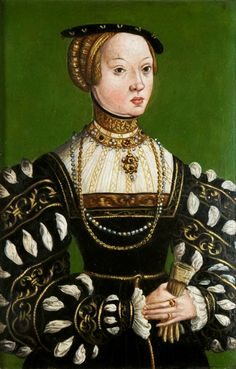 Elizabeth of Austria (1526–1545) - Wikipedia