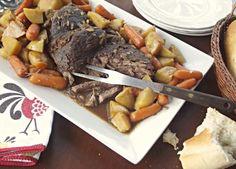 Beef Recipes :Beef roast Recipe