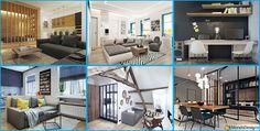 Come Arredare una Casa di 50 mq: Ecco 5 Progetti di Design