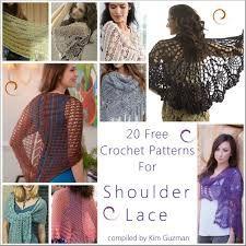 Resultado de imagen para free crochet scarf patterns