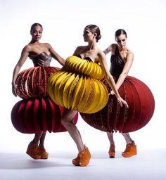 wellington wearable art show