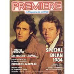 Magazine de cinéma PREMIERE