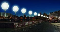Lichtgrenze, Berlin, Germany