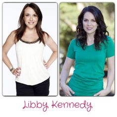 Libby Kennedy Kym Valentine - 1994-2004, 2005, 2007-2011 Michala Banas - 2008 *Kym fell ill in 2008 and was featured in a major storyline so was temporarily recast, returning for the 2009 season