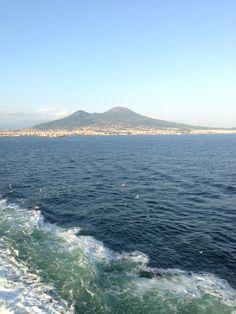 Mount Vesuvius, Italy Status: To Do