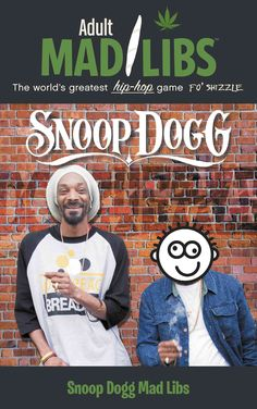 <div>   A brand-new Adult Mad Libs featuring 21 stories inspired by the life and music of the prolific rapper Snoop Dogg, out just in time for the 20th anniversary of his record-breaking debut album Doggystyle.  <p>      </p></div>  LUKESHA MACK 3916