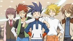 Cardfight!! Vanguard - The boys are all so old now ...