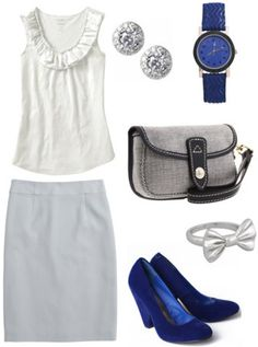 business casual attire for college...a must have!