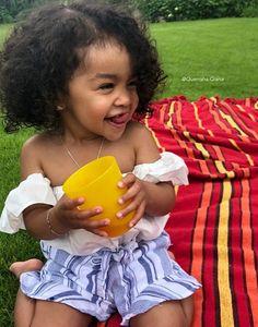Food Allergies in Kids Cute Mixed Babies, Cute Black Babies, Black Baby Girls, Beautiful Black Babies, Cute Little Baby, Pretty Baby, Cute Baby Girl, Little Babies, Cute Babies