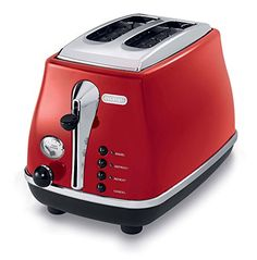 DeLonghi CTO2003R 2Slice Toaster *** Find out more about the great product at the image link. (This is an affiliate link)