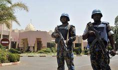 MALI: UN SUSPECT DE L'ATTENTAT MEURTRIER DE BAMAKO TUÉ