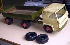 """Résultat de recherche d'images pour """"camion jouet bois ancien"""""""