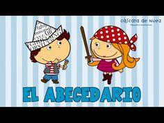 Canción infantil de ABECEDARIO para aprender las letras - YouTube