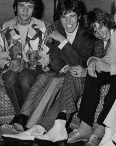 Maurice, Barry, and Robin Gibb