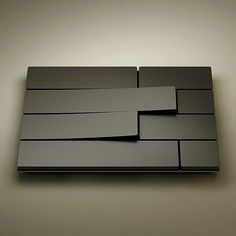 Piano Light Switch by David Dos Santos from Lithoss 2