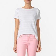 T-Shirt Brodé, T-shirts One Step