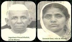 Pais de Munna, encarnação anterior de Ravi Shankar