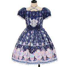 Angelic Pretty ☆ ·. . · ° ☆ Marine Kingdom Dress   https://www.wunderwelt.jp/products/%EF%BD%97-14594  IOS application ☆ Alice Holic ☆ release Japanese: https://aliceholic.com/ English: http://en.aliceholic.com/