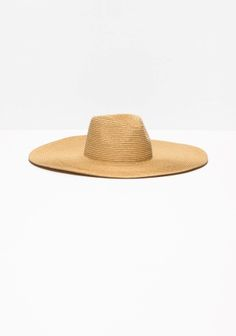 & Other Stories | Wide Brim Sun Hat