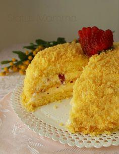torta #Mimosa
