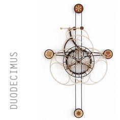 100+ Wooden Gear Clocks ideas in 2020 | wooden gear clock