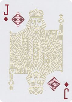MAKERS - Luxury Playing Cards by Dan and Dave - Art of Play Business Card Maker, Unique Business Cards, Divination Cards, Tarot Cards, Graphic Prints, Graphic Art, Graphic Design, Joker, Love Illustration