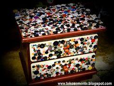 Criado Mudo de botões