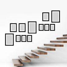 Bilderrahmen-Sets für Bilderwände oder Fotogalerien. - 3