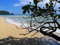 Isla Bastimentos, Panama by ailatalia, via Flickr