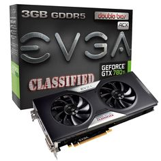 EVGA nVidia GeForce GTX780 Dual Classified: PCI-Express x16 3.0, GDDR5 3GB, 256-Bit, GPU:993MHz (1046MHz Boost) / Mem:6008MHz, DVI x2, HDMI x1, 1x DP, DirectX 11.1Dual Slot Design, Nvidia CUDA, Nvidia PhysX, Nvidia PureVideoHD, Nvidia 3D Vision Ready, Nvidia FXAA/TXAA, Nvidia SLI Ready, Nvidia Surround, EVGA ACX Cooler : Graphics Card - Graphics Cards - Video Card - Video Cards New Technology Gadgets, Gadget Shop, Printer Scanner, Video Card, Computer Accessories, Cool Things To Buy, Link, Meme, Cards