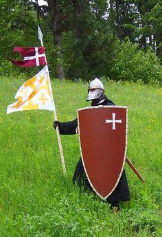 Medieval Knight Hospitaller, 1180 - 1200 Mehr Informationen dazu gibt's auf www.mittelalterforum.com