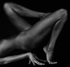 """Limbs,"" original figurative photoraphy by artist Peter Goss available at Saatchi Art #SaatchiArt"