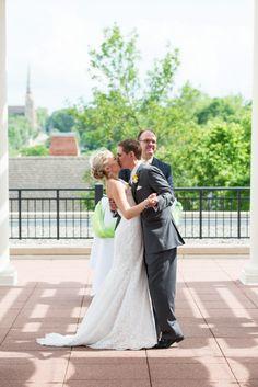 Elegant Library Wedding In Stillwater Minnesota