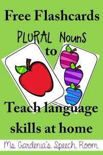 Language Skills at Home - Speech Therapy