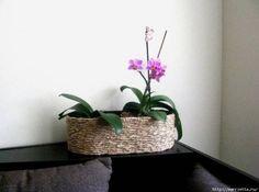 Virágláda kartondobozból - Színes Ötletek